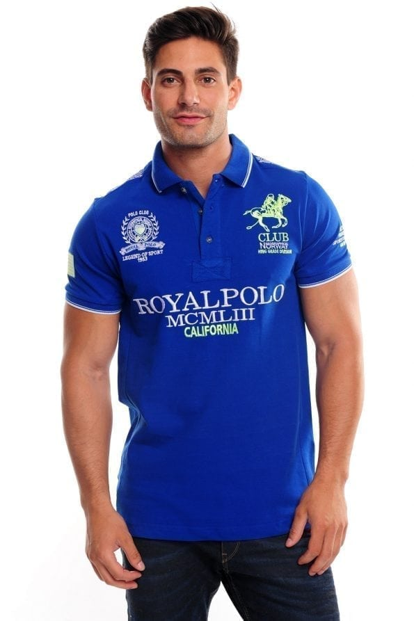 Geographical Norway Heren Polo (2)
