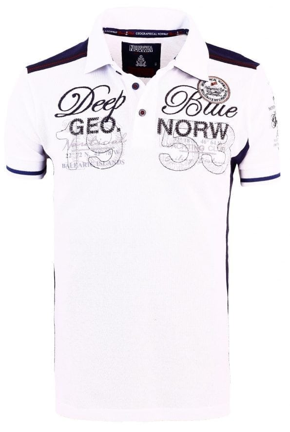 Geographical_Norway_Heren_Poloshirts_Kaxidor_Bendelli_Wit (19) (Large)