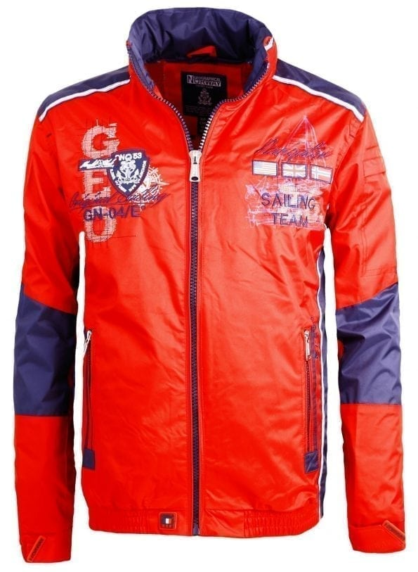 Geographical_Norway_Zomerjas_Heren_Chrome_Bendelli_Rood