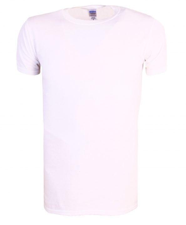 Heren_t-shirt_Wit_Gildan