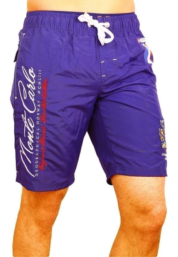 Zwembroek-Geographical-Norway-Zwemshorts-Monte-Carlo-Blauw_model (1) (Large)