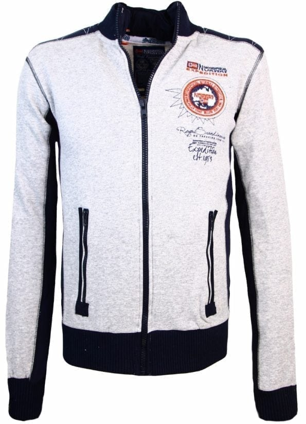 Geographical Norway Guever rood
