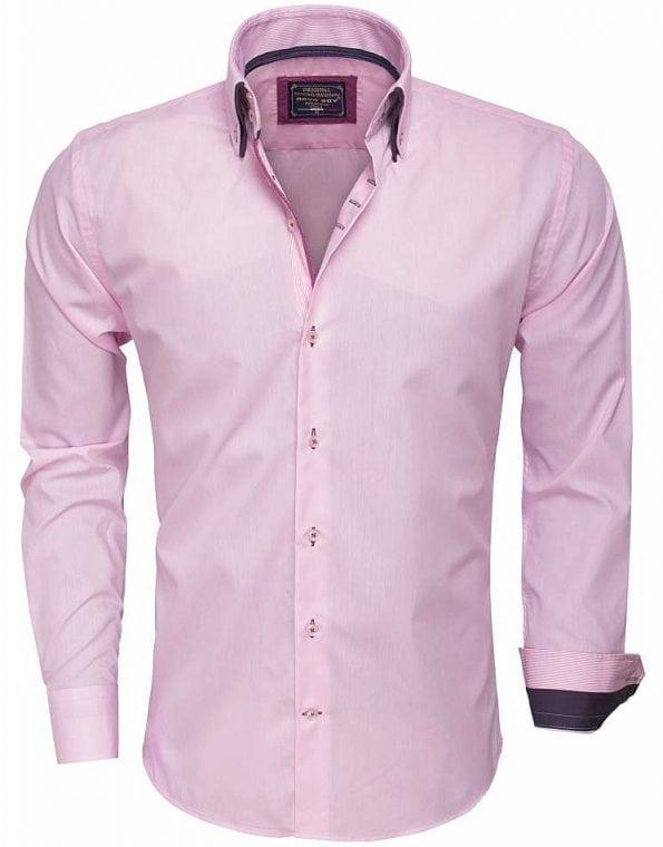 Arya-Boy-Italiaans-overhemd-85257-pink