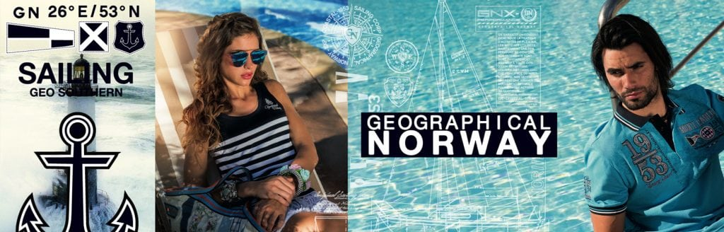 Geographical Norway Poloshirts heren