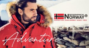 Geographical Norway Parka winterjas