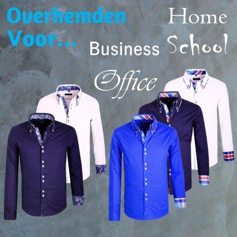 Overhemden-voor-Office-School-Bendelli-Business-