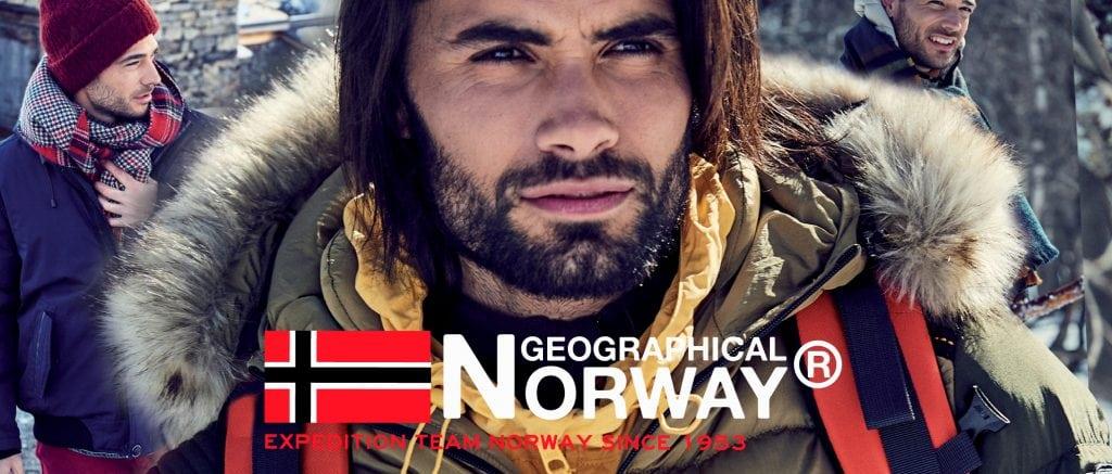 Geographical Norway Winterjas heren