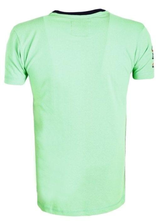 Geographical Norway Shirts Tshirts Heren Jeliroubia Bendelli Groen  Large
