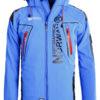 Geographical Norway Softshell jas kobalt heren turbo jacket Bendelli (2)