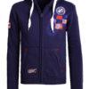 Geographical Norway vest heren sweater blauw Gundreal bij Bendelli (2)