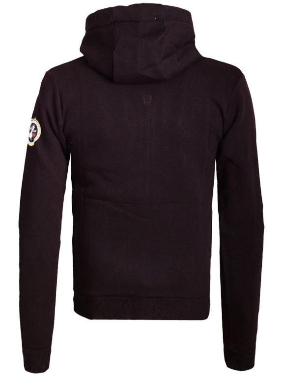 Geographical Norway vest heren sweater zwart Galliator bij Bendelli (1)