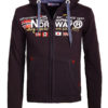 Geographical Norway vest heren sweater zwart Galliator bij Bendelli (2)