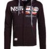 Geographical Norway vest heren sweater zwart Gisland bij Bendelli (2)