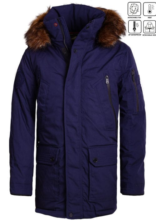 Redpoint jassen winter men jacket met thermometer Bendelli (1)