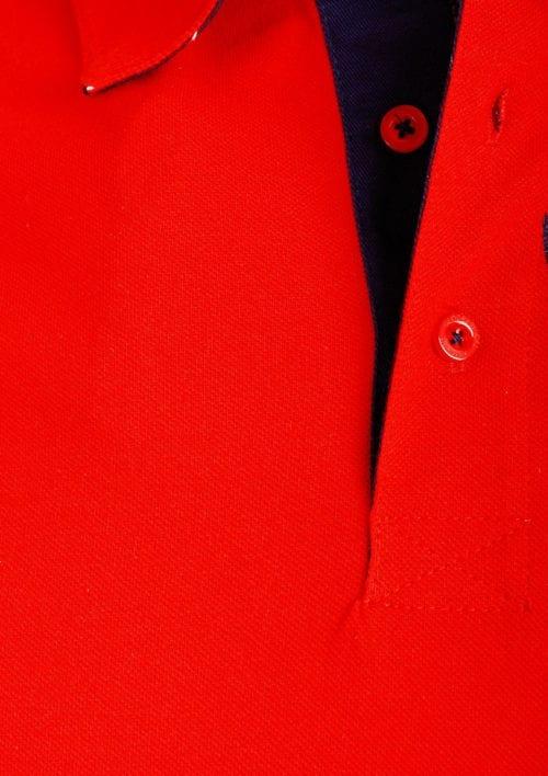 Geographical Norway poloshirt rood Keny polo shirts voor heren bij bendelli (3)