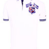 Geographical Norway poloshirt wit Keny polo shirts voor heren bij bendelli (2)