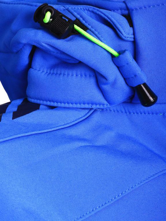 Canadian Peak Softshell jas heren kobalt Terle Softshell jacks (5)