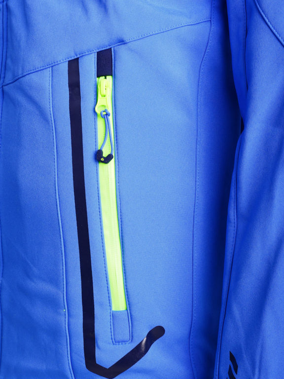 Canadian Peak Softshell jas heren kobalt Terle Softshell jacks (7)