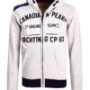 Canadian Peak Vest met capuchon Grijs Heren Sweaters Fanika (2)