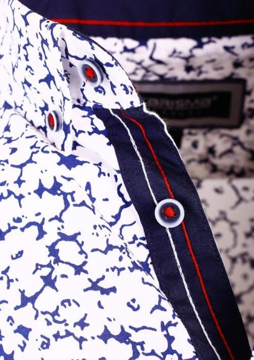 Carisma bloemenoverhemd lange mouw wit shirt met bloemenprint 8462 (4)