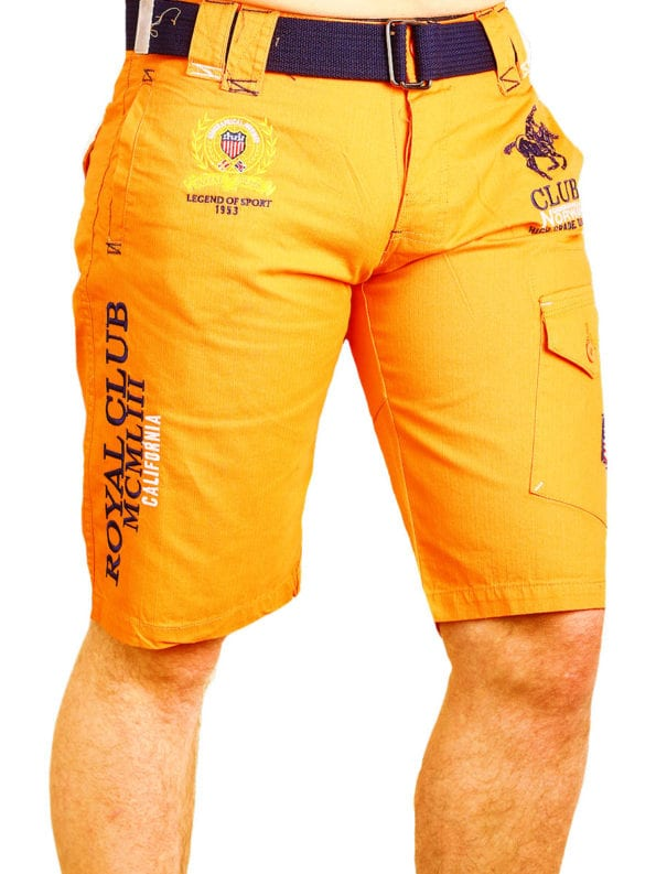 Geographical Norway Bermuda oranje Royal Club Papillon (2)
