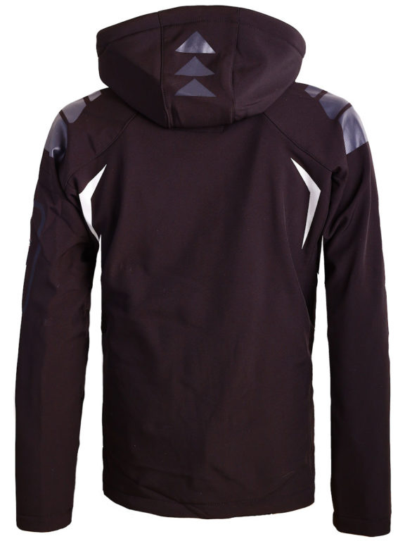 Geographical Norway Softshell jas zwart heren Techno softshell jackets Bendelli (8)