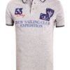 Geographical Norway Polo Shirt Grijs Sailing Club Shirts Kebastien (3)