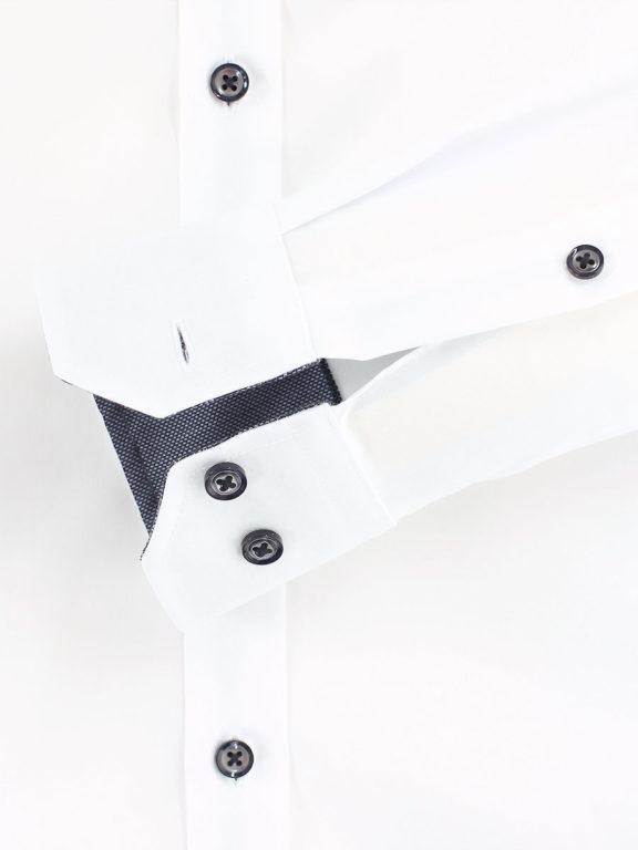 Venti overhemd wit body fit met cute away kraag premium katoen 103522600-001 (4)