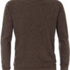 CasaModa ronde hals trui bruin premium katoen Bendelli officieel verkooppunt 403469600-624 (1)