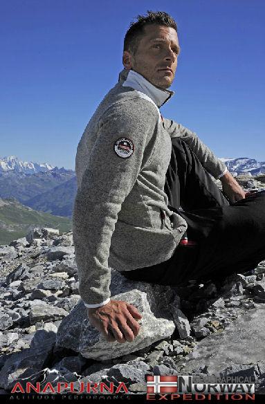Fleece vesten van Geographical Norway