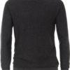 Casa Moda Trui met cashmere ronde hals grijs premium katoen 403480600-763 (5)