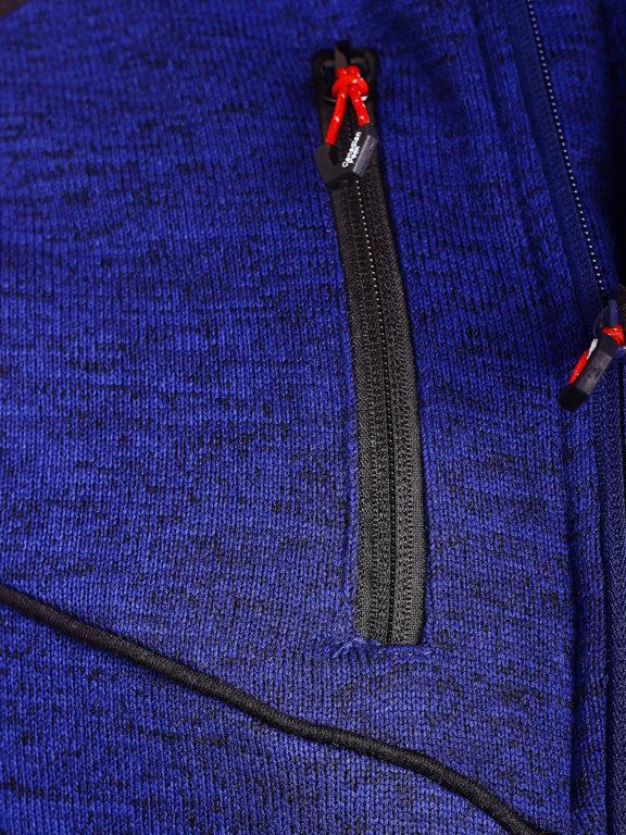Fleece vest heren met rits blauw Canadian Peak Tobiteak verkooppunt Bendelli (3)