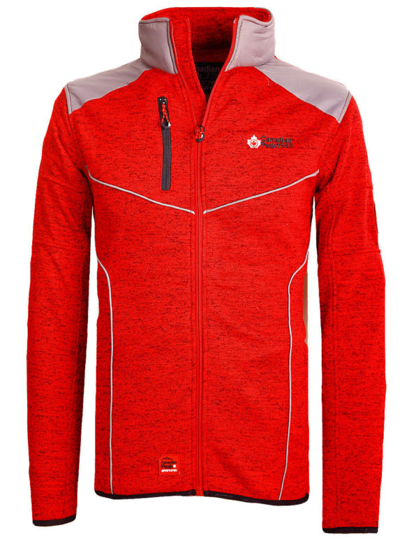 Fleece vest heren met rits rood Canadian Peak Tobiteak verkooppunt Bendelli (6)