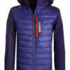 Softshell jas Geographical Norway blauw jas met capuchon Taxon (2)