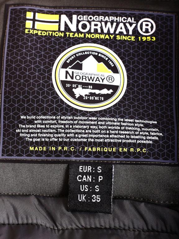 Softshell jas Geographical Norway grijs jas met capuchon Taxon (10)