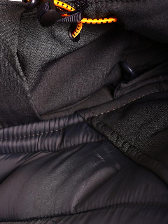 Softshell jas Geographical Norway grijs jas met capuchon Taxon (7)