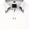 Venti overhemd wit dubbele kraag heren 193320500-001 (4)