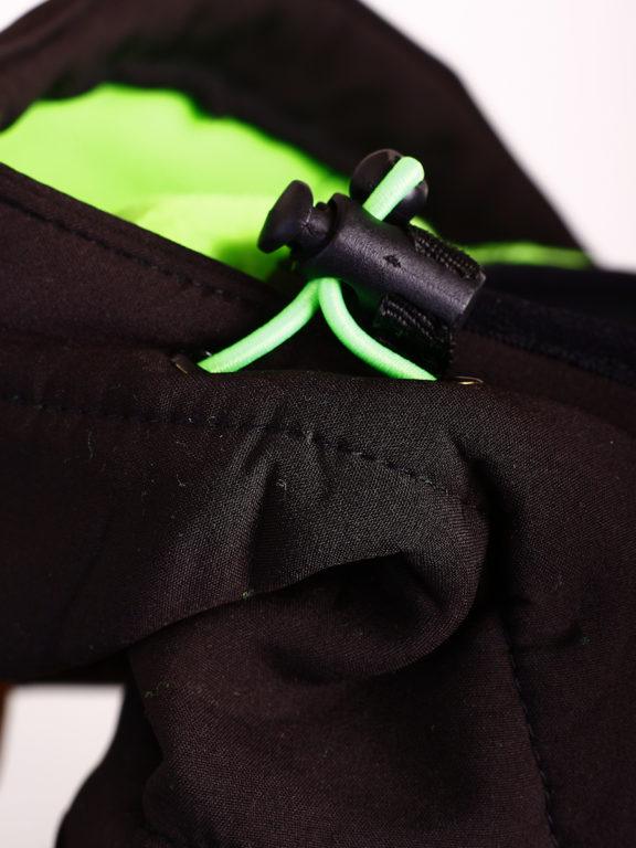 Canadian Peak Softshell jas zwart Tubis afneembare kraag (6)