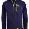 Softshell jas heren blauw Geographical Norway met capuchon Rizlan (2)
