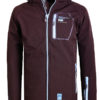 Softshell jas heren zwart Geographical Norway met capuchon Rizlan (2)