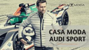 Casa Moda Audi Sport kleding Bendelli Herenmode