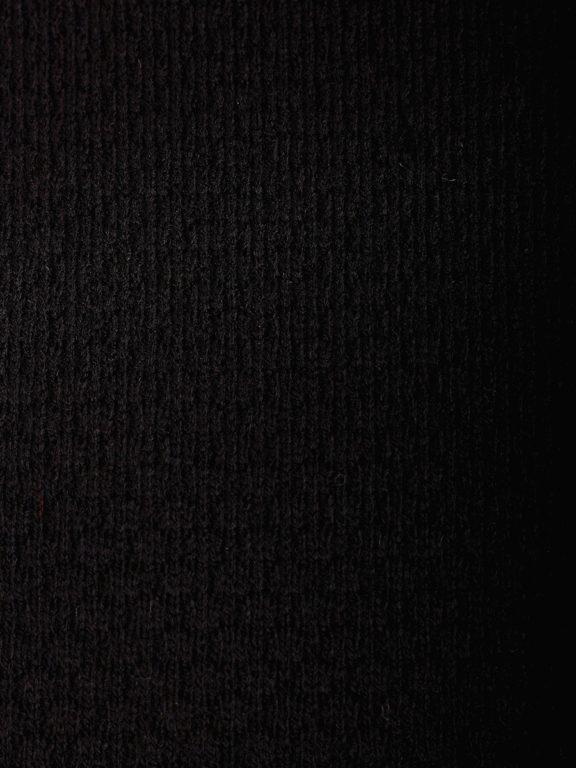 coltrui heren gebreide truien heren Carisma zwart 7753 (2)