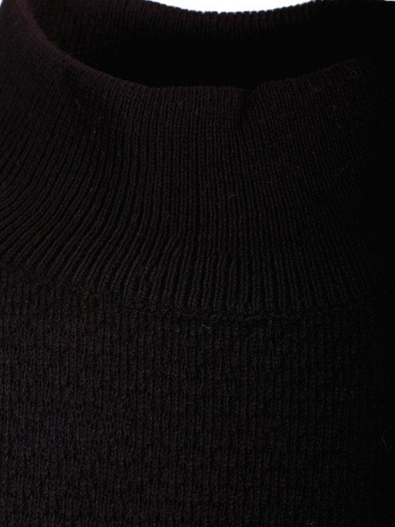 coltrui heren gebreide truien heren Carisma zwart 7753 (3)