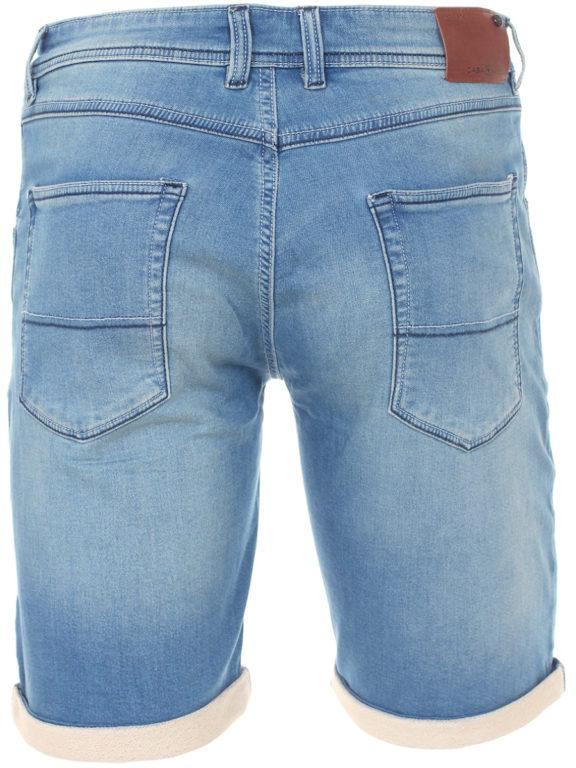 Casa Moda korte broek met stretch blauw 513648900-126 Bendelli (3)