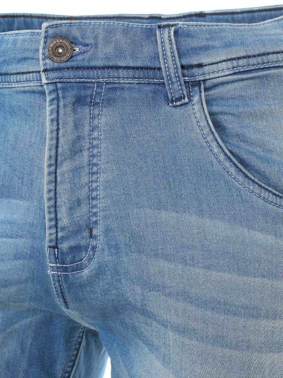 Casa Moda korte broek met stretch blauw 513648900-126 Bendelli (5)