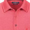 Casa Moda poloshirt rood melange comfort fit 993106500-439 (2)