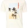 Casa Moda t-shirt wit ronde hals west coast 913594300 Bendelli (3)