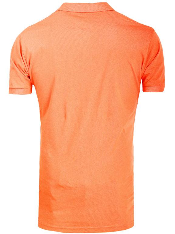 E-bound Polo Shirt Heren Met California Pacific Print Rood 145930.H.PO (5)
