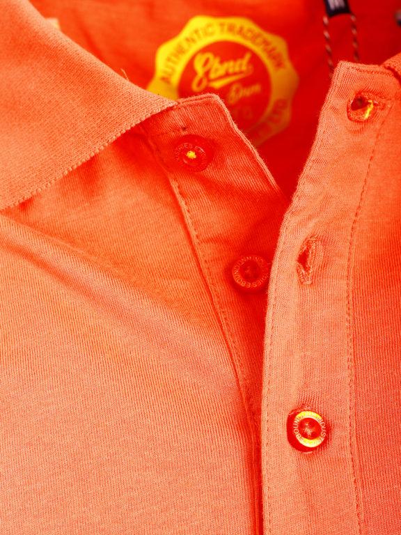 E-bound Polo Shirt Heren Met California Pacific Print Rood 145930.H.PO (9)