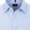 Venti overhemd blauw Modern fit strijkvrij kent kraag basis blouse 001480-115 (4)